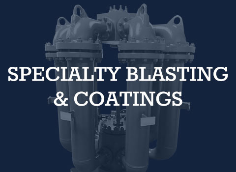 Specialty Blasting & Coatings